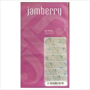 💥5 for 25💥 1 Full Sheet Of Jamberry Nail Wraps